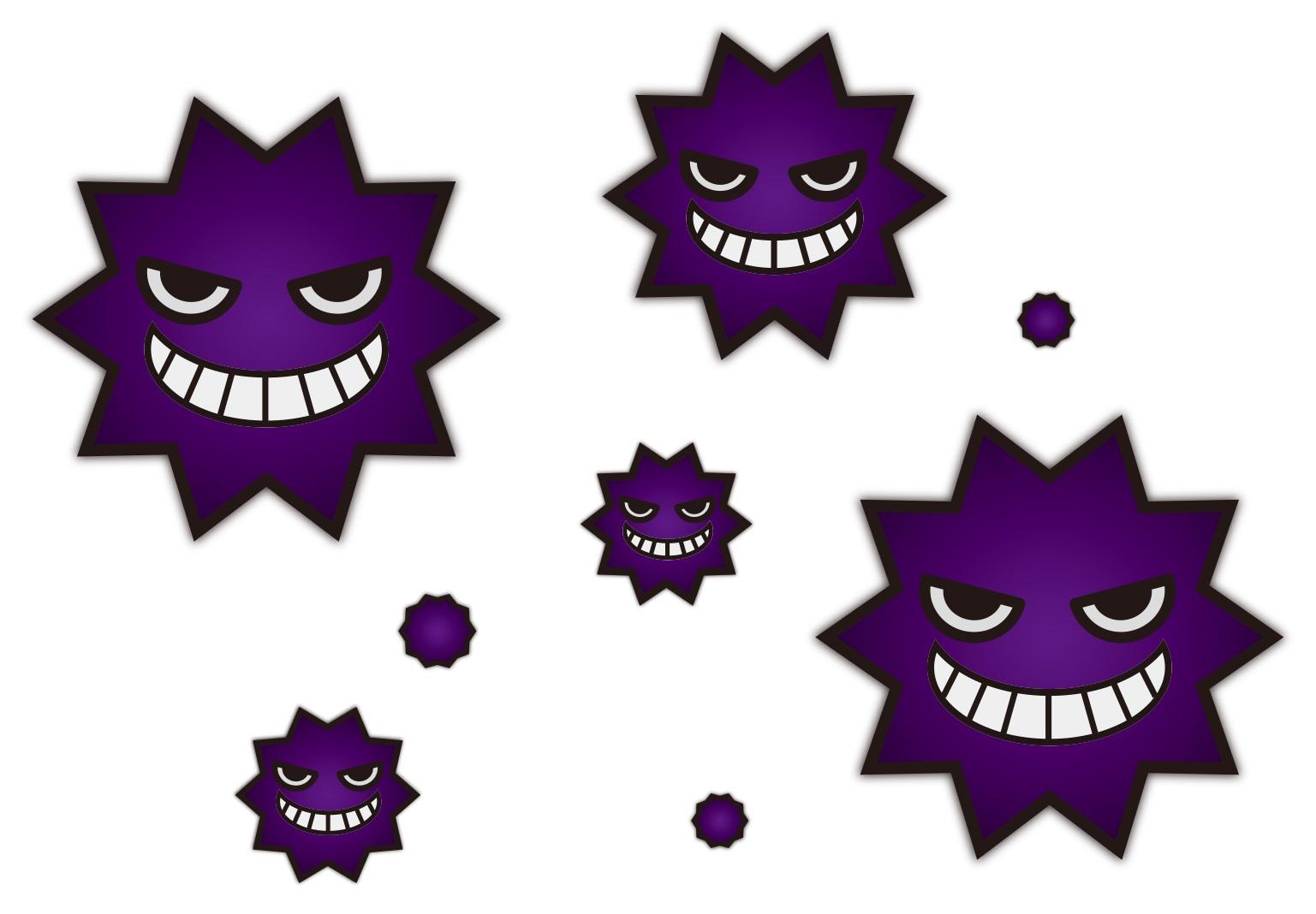体の免疫システムのお話しノロウイルスの予防 感染と症状、治療